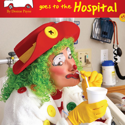 Dizzy goes to the hospital (softback)
