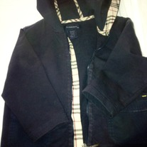 Burberry jacket kids/baby