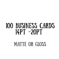 100 1000 business card printing matte or gloss 14 20pt super thick 100 1000 business card printing matte or gloss 14 20pt super thick cardstock 35 colourmoves