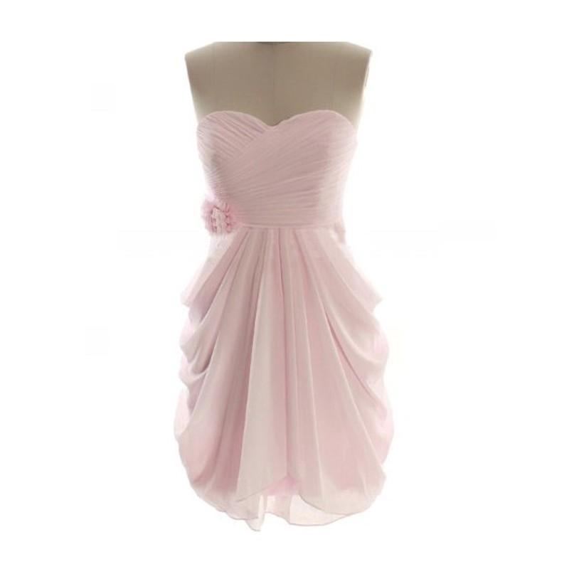 Pink bridesmaid dresses grey bridesmaid dresses simple for Simple pink wedding dress
