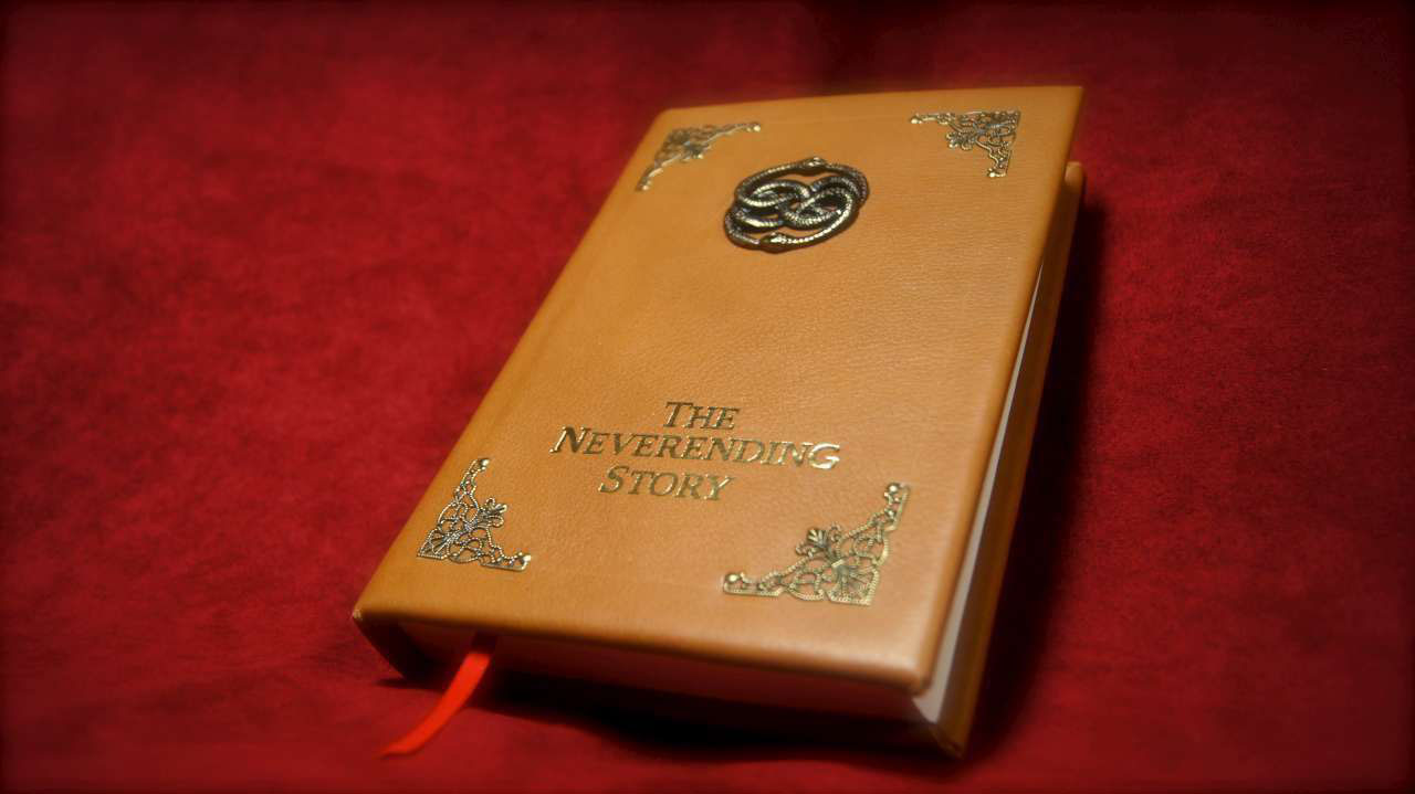 the neverending story book pdf