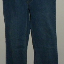 Denim Jeans-Belly by Design Size Medium  04276