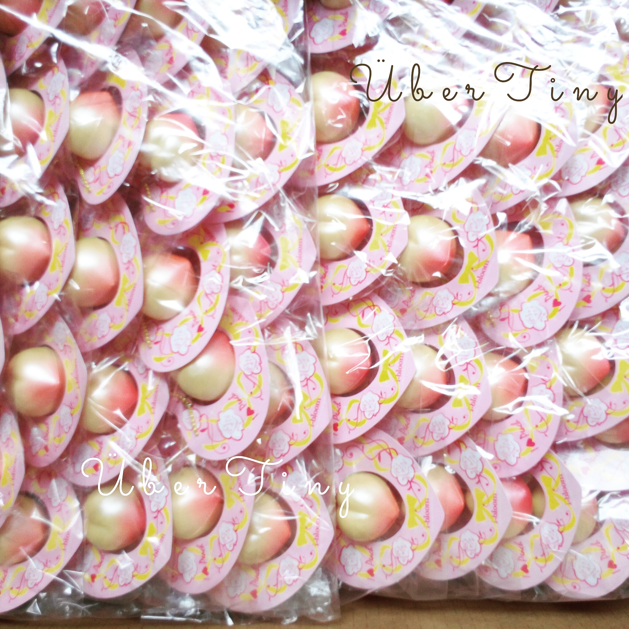 Squishy shop sale -  Ibloom Mini Peach Squishy Licensed Last Few Thumbnail 3