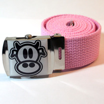 MAD COW BELT (pink)