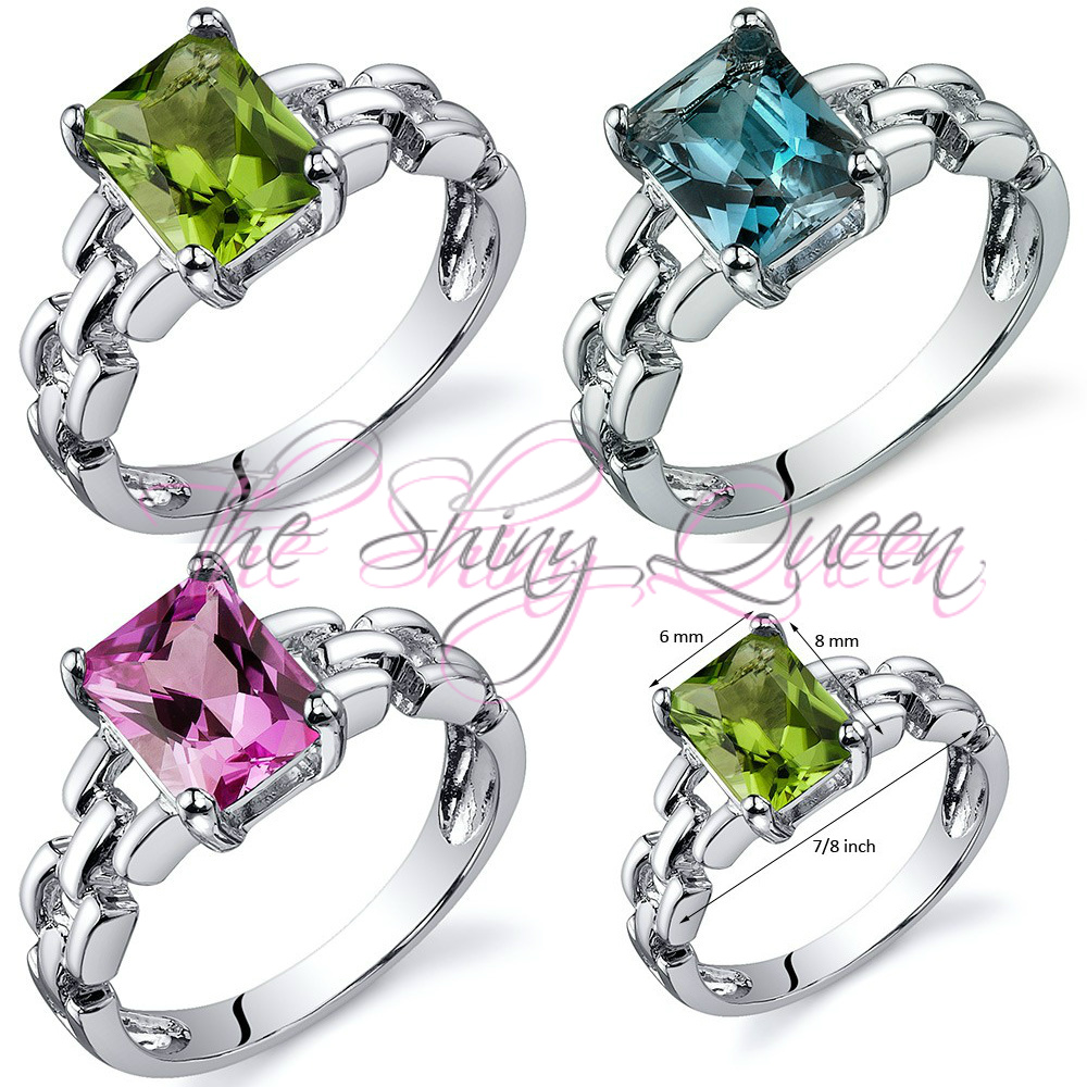 for silver women com engagement ring store leige gemstone pink natural from jewelry princess morganite buy cut product rings aliexpress sterling reliable