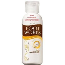 Foot Works Vanilla & Brown Sugar Calming Foot Soak