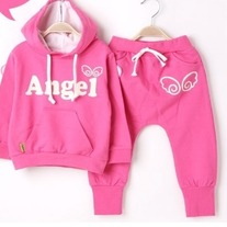 Angel sweatsuits