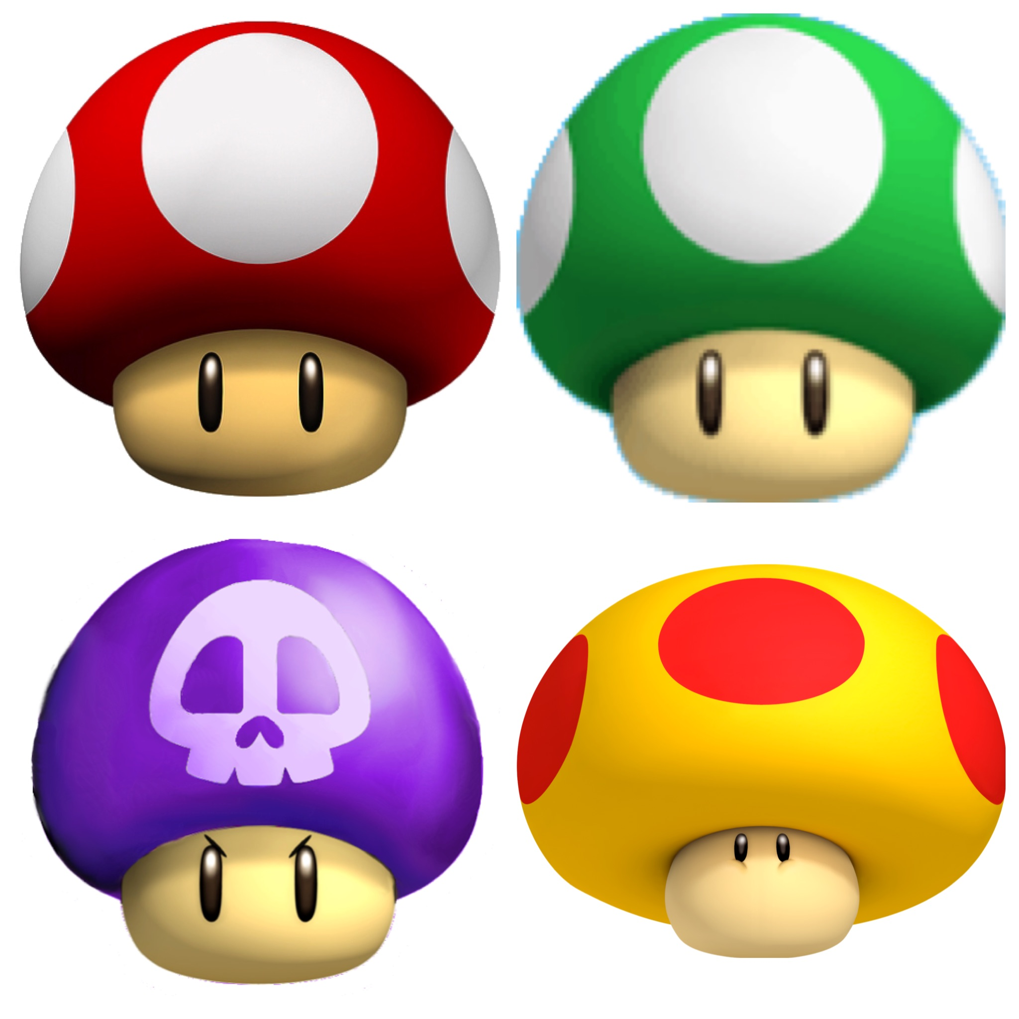 Mega Mushroom - Super Mario Wiki, the Mario encyclopedia