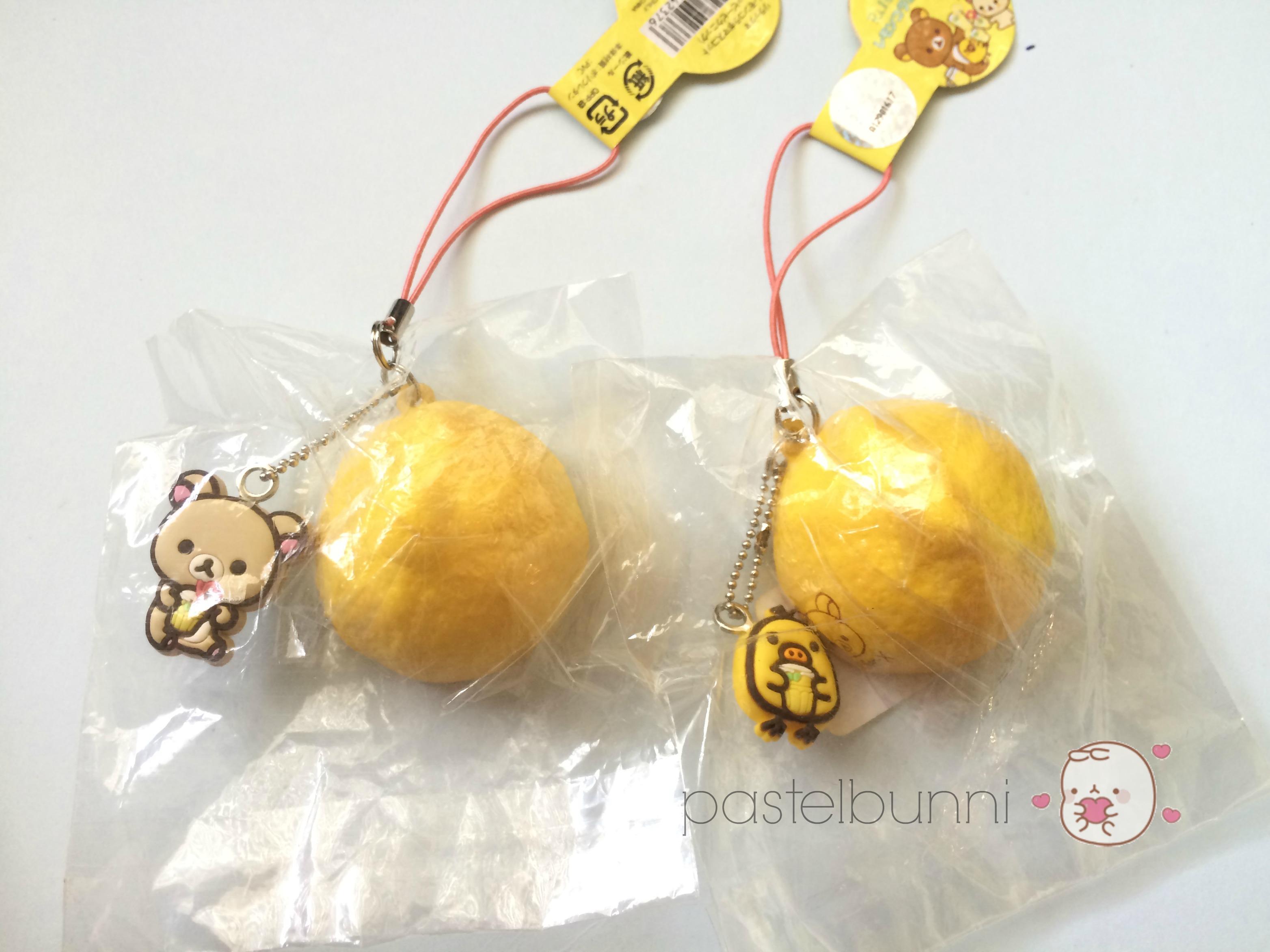 Rilakkuma Tag Squishy Supplier : Rare Rilakkuma Korilakkuma Kiiroitori Lemon tagged tag squishy squishies ? PastelBunni ? Online ...