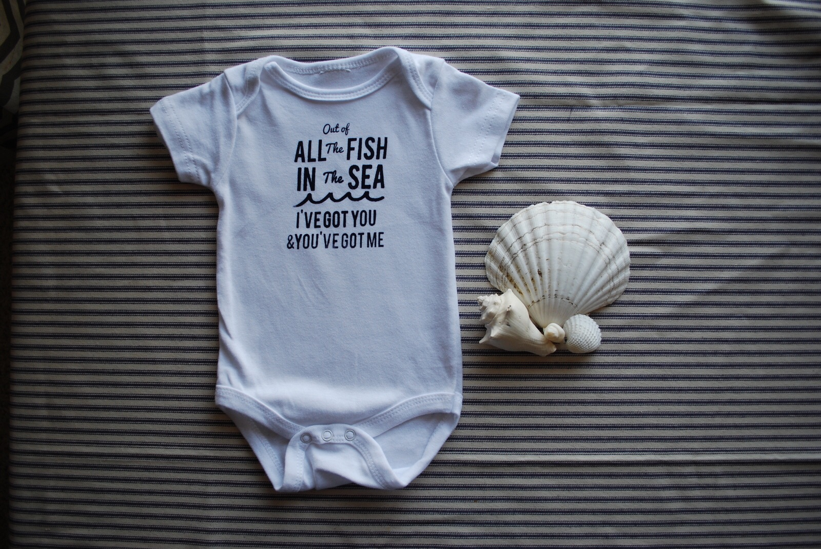 All the fish in the sea onesie camp moxie online store for All the fish in the sea