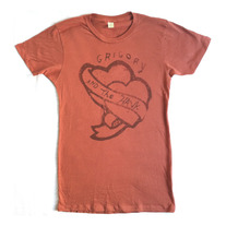 Ladies' Rusty Heart Tee