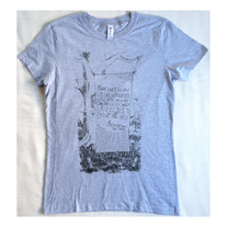 Ladies Moth Trapper Tee