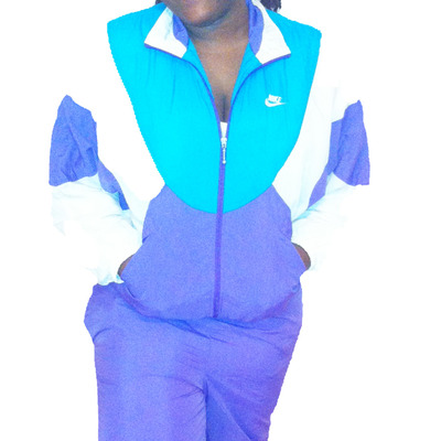 Women's nike track suit