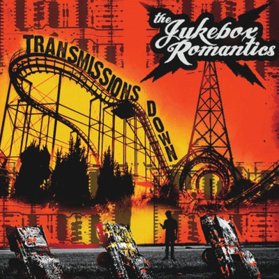 "The jukebox romantics: ""transmissions down"" lp"