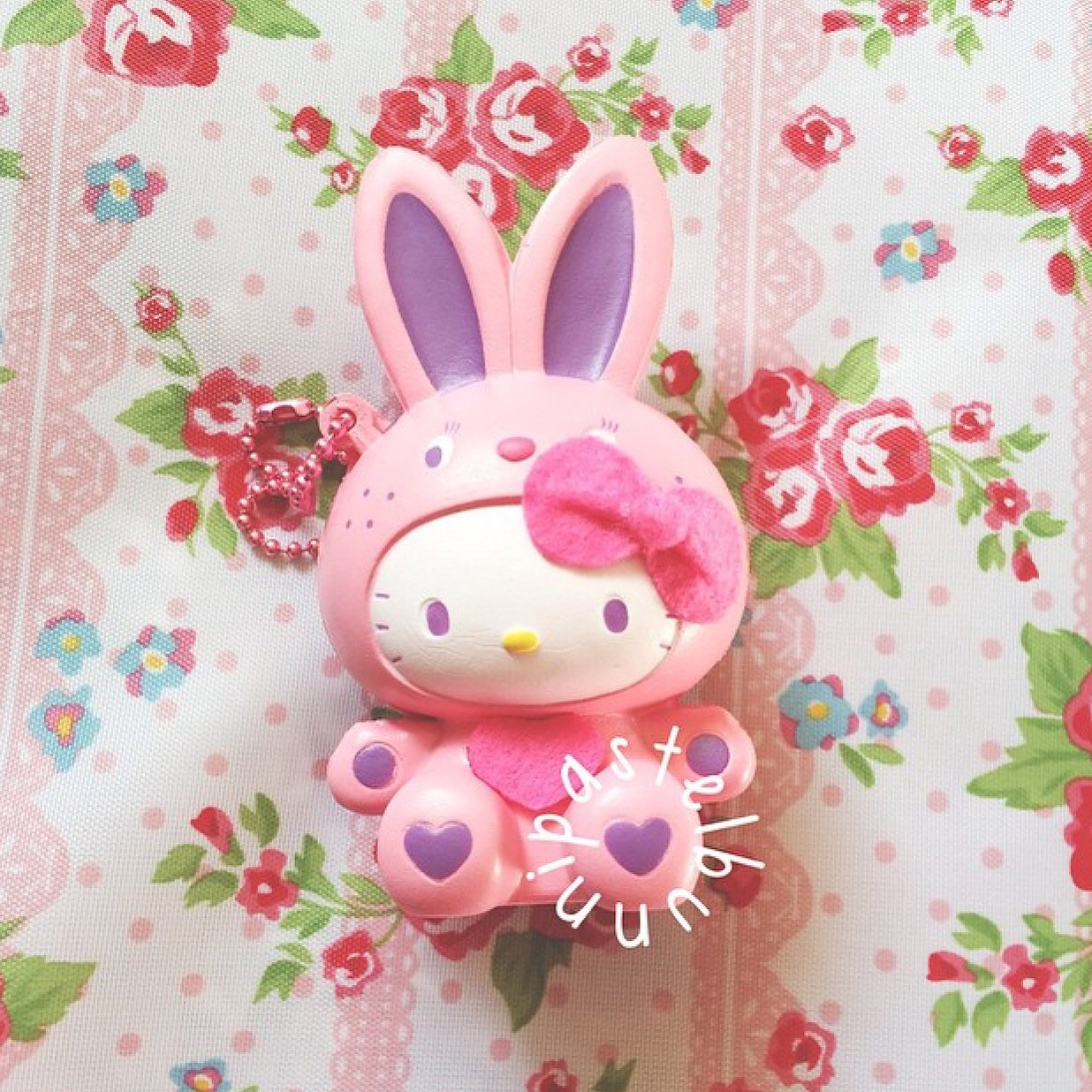 Squishy Bunny Instagram : Hello kitty in a pale pink bunny costume squishy rare ? PastelBunni ? Online Store Powered by ...