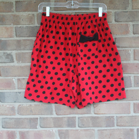 Minnie Mouse Shorts.