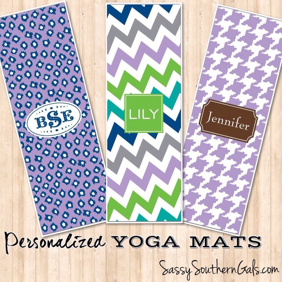 yoga on products mats mat personalized storenvy monogrammed small original