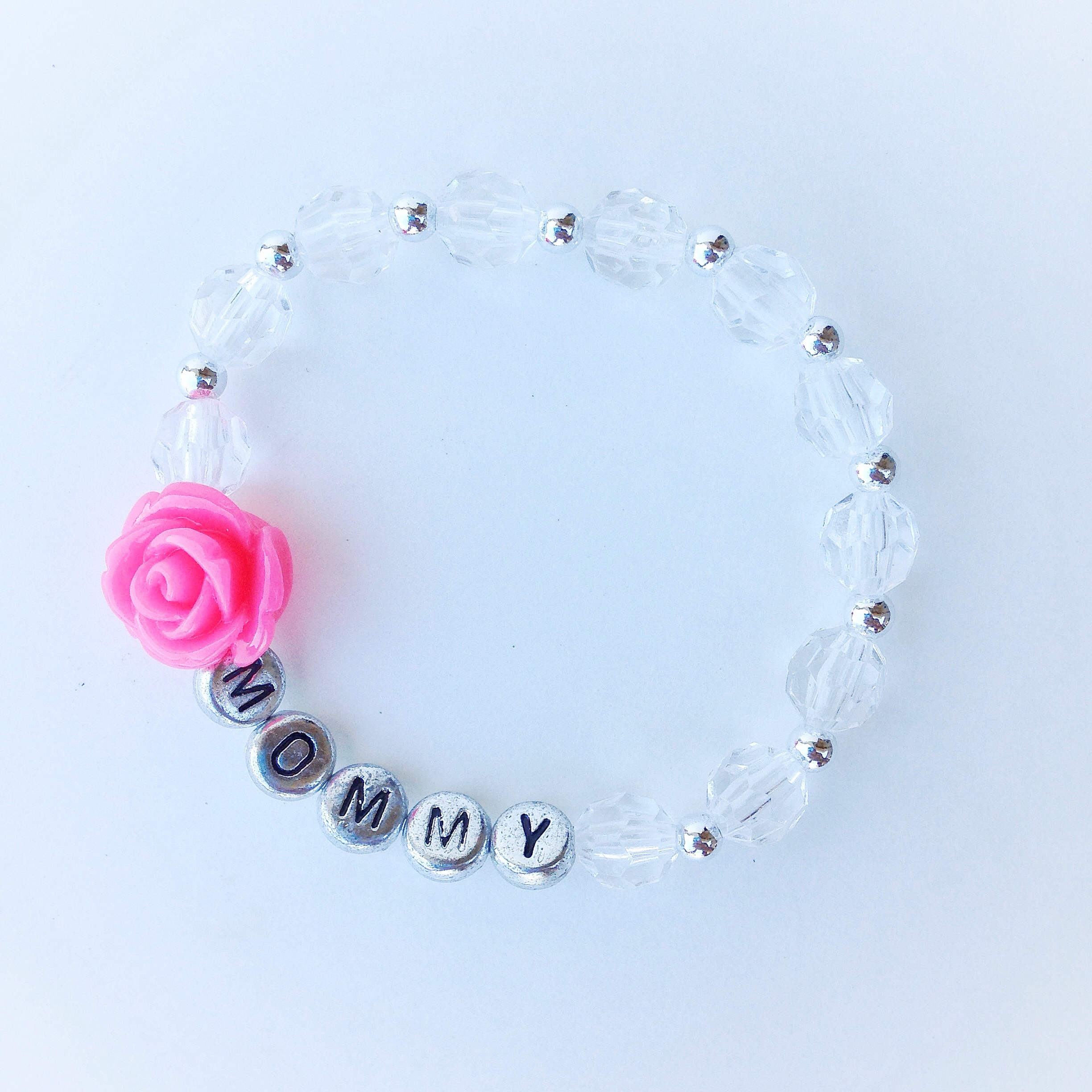 jewelry bracelet personalized actual signature christmas handwriting pin minimalist gift