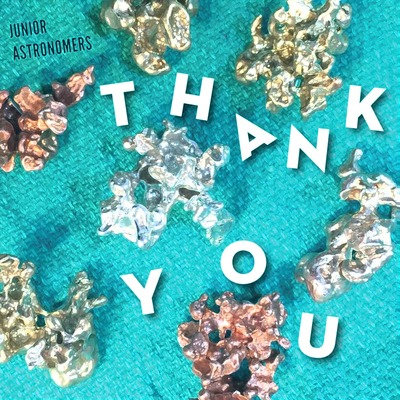 "Junior astronomers ""thank you"" 7"" ep"