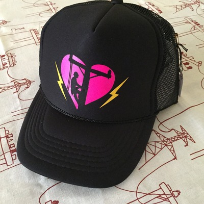 electric love- youth hat