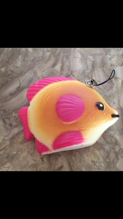 Rare Fish Squishy : Rare fish bread squishy ? SuzyCupcake ? Online Store Powered by Storenvy