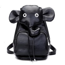 Elephant backpack bag