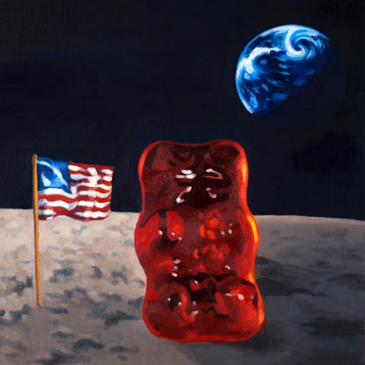 gummy bears in space I'm grateful to cobb and miao for coming up with bears in space, which is still  one of the most fun ways to use candy to learn statistics.