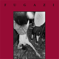 "Fugazi ""7 songs"" LP"