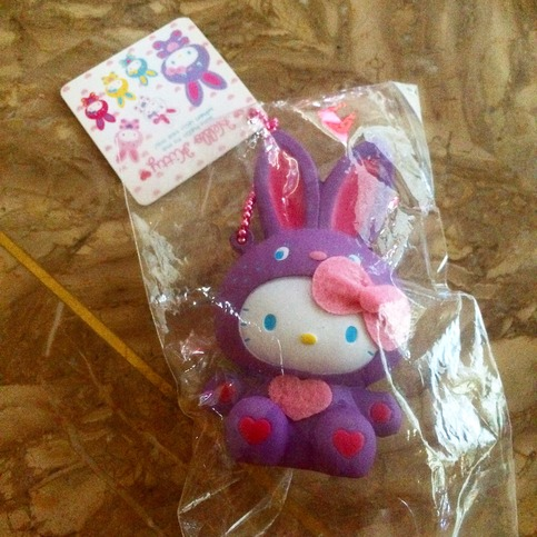 Squishy Collection Purple Banana : Purple HK full body bunny squishy ? SuzyCupcake ? Online Store Powered by Storenvy