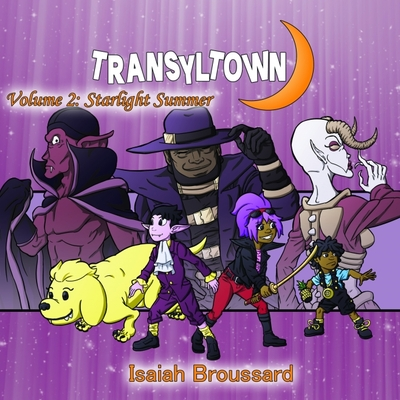 Transyltown volume 2: starlight summer