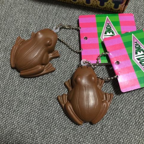 ~SquishyStuff~ Japan Universal Studio Licensed Harry Potter Chocolate Frog Squishy Online ...