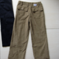 Ryder & James Clive- Work Pants in Khaki/Cord