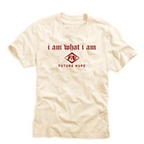 """I am What I am"" Future Nupe Tee (Kreme)"