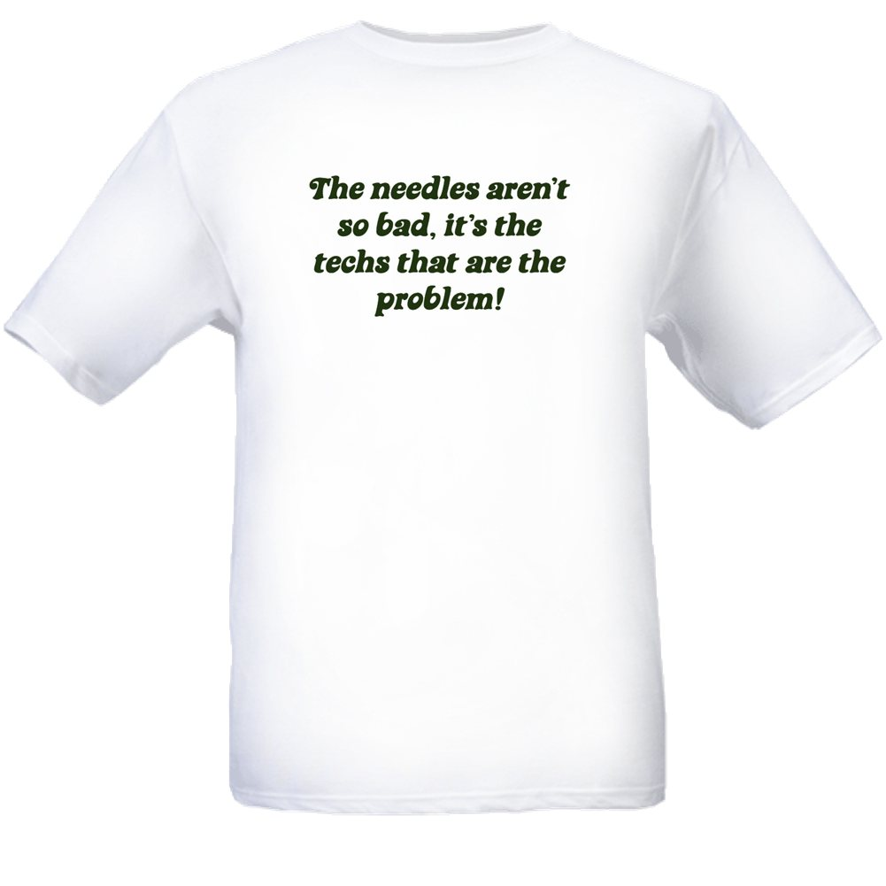 Simple Guy T Shirts Not The Needles T Shirt Online