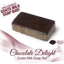 Chocolate Delight Soap Bar