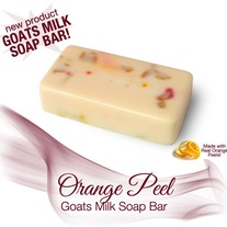 Orange Peel Soap Bar