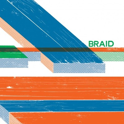 "Braid • closer to closed 12"" ep"