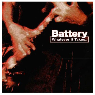 Battery • whatever it takes... lp [rsd]