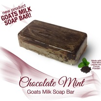 Chocolate Mint Soap Bar