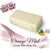 Orange Mint Soap Bar