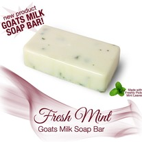 Fresh Mint Soap Bar