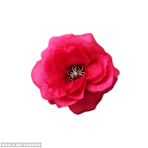 Spider Flower Hair Clip