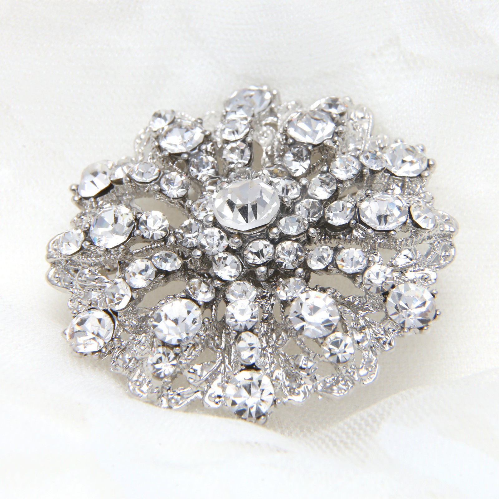 crystal rhinestone bridal wedding round cake jewelry belt