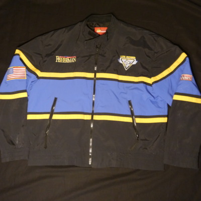 North american fisherman jacket size large
