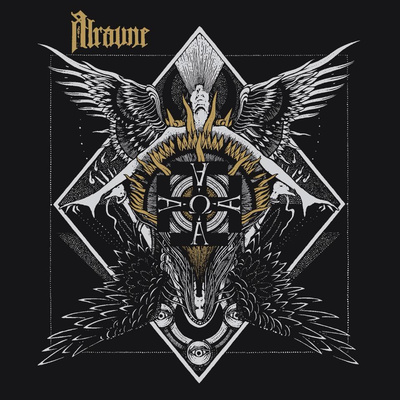 Alraune - the process of self-immolation lp