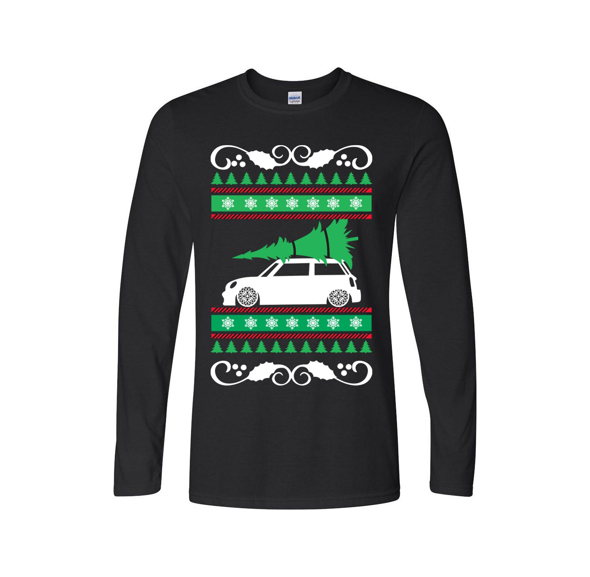Mini Cooper R56 Ugly Christmas Sweater · Vinyl Guru · Online Store ...