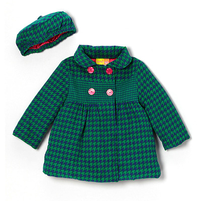 Penelope retro coat