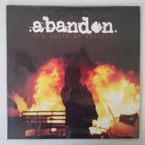 "Abandon ""The Death of Urgency"" LP"