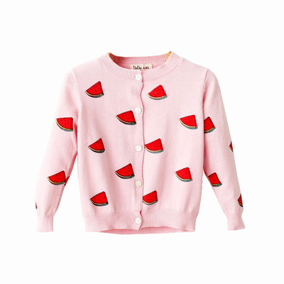 Sweet watermelons cardigan