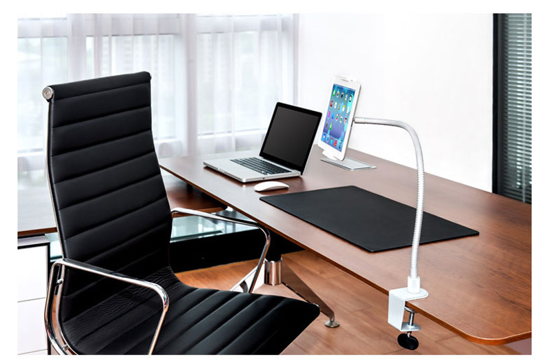 Best Long Arms Flexible Tablet Phone Holder iPad Stand For Bed
